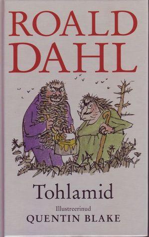 Tohlamid Roald Dahl