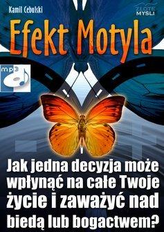 Efekt Motyla  by  Kamil Cebulski