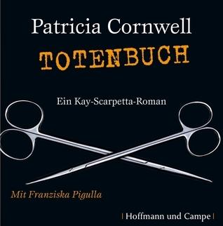 Totenbuch Patricia Cornwell