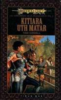 Kitiara Uth Matar (Compañeros, Volumen 3) (Spanish Edition) Tina Daniell