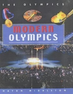 Modern Olympics Haydn Middleton