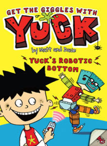 Yucks Robotic Bottom Matt and Dave