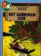 Het gebroken oor & Cokes in voorraad  by  Hergé