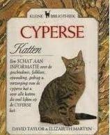 Cyperse katten David Taylor