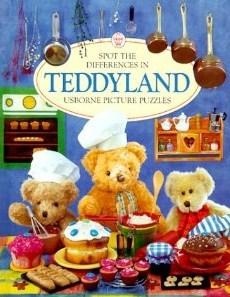 Teddyland Phil Roxbee Cox