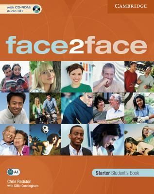Face2face Starter Students Book [With CDROM and CD (Audio)]  by  Chris Redston