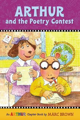 Arthur and the Poetry Contest (Arthur Chapter Book, #18)  by  Marc Brown