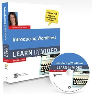 Introducing WordPress [With DVD ROM]  by  video2brain
