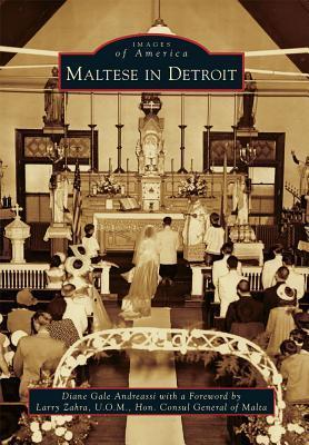 Maltese in Detroit  by  Dianna Gale Andreassi