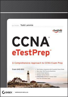 CCNA Etestprep (640-802) Downloadable Version  by  Todd Lammle