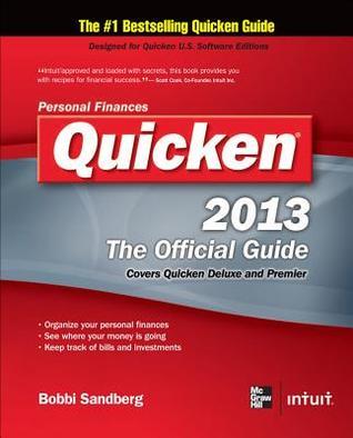 Quicken 2013: The Official Guide  by  Bobbi Sandberg