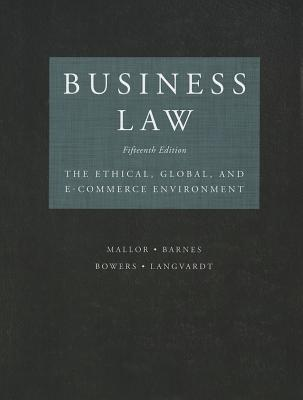 Business Law with Connect Plus  by  Jane Mallor