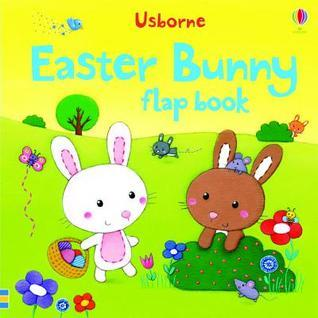 Easter Bunny Flap Book  by  Susan Meredith