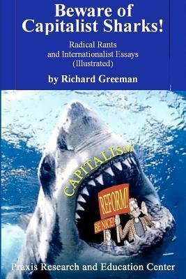 Beware of Vegetarian Sharks  by  Richard Greeman