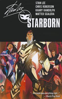 Starborn Vol. 3 Stan Lee