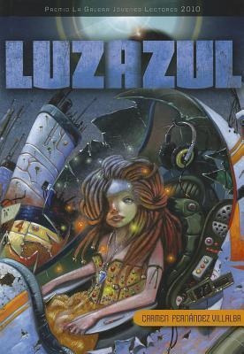 Luzazul  by  Carmen Fernández Villalba