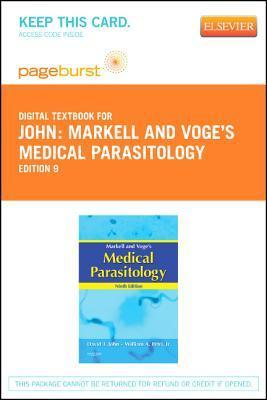 Markell and Voges Medical Parasitology - Pageburst E-Book on Vitalsource  by  David T. John