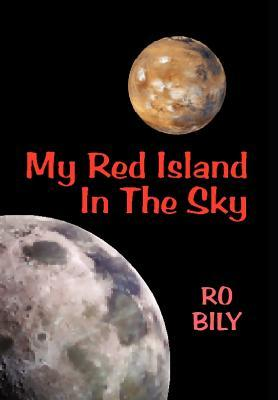 My Red Island in the Sky  by  Ro Bily
