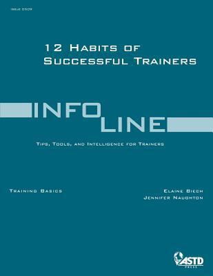 12 Habits Of Successful Trainers Elaine Biech