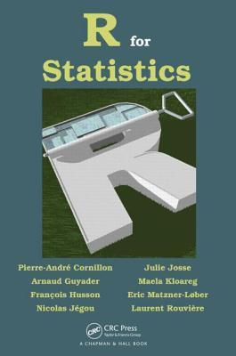 R for Statistics  by  Pierre-André Cornillon