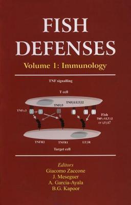 Fish Defenses Vol. 1: Immunology  by  Giacomo Zaccone