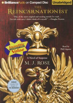 Reincarnationist, The  by  M.J. Rose