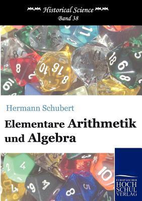 Arithmetik Und Algebra Hermann Schubert