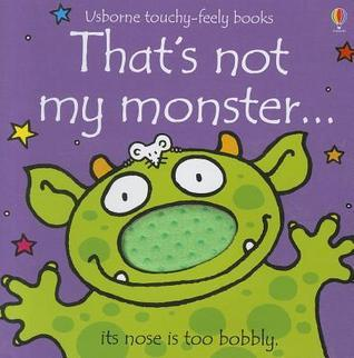 Thats Not My Monster  by  Fiona Watt