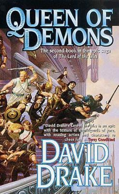 Queen of Demons: The second book in the epic saga of The Lord of the Isles  by  David Drake