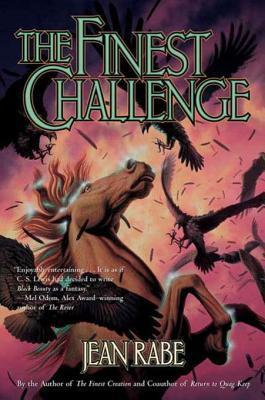 The Finest Challenge (Finest, #3)  by  Jean Rabe