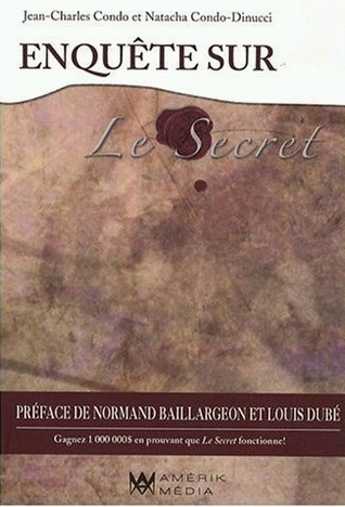 Enquête sur Le Secret  by  Natacha Condo-Dinucci