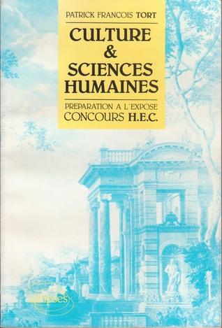 Culture & sciences humaines Patrick François Tort