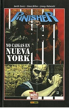 Punisher: No caigas en Nueva York  by  Garth Ennis