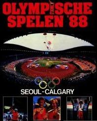 Olympische Spelen 88 Ben De Graaf