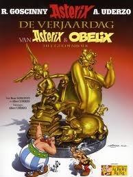 De verjaardag van Asterix en Obelix: het gulden boek  by  Albert Uderzo