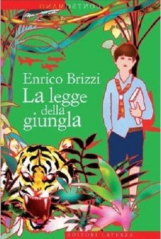 La legge della giungla Enrico Brizzi