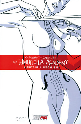 Umbrella Academy 1: La suite dellApocalisse Gerard Way