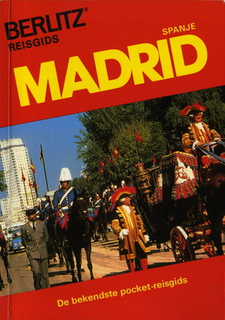 Berlitz Madrid  by  Berlitz Publishing Company