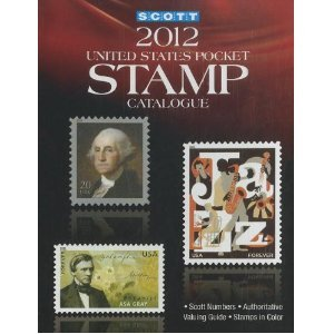 1989 U.S. First Day Cover Catalogue and Checklist Scott Publishing