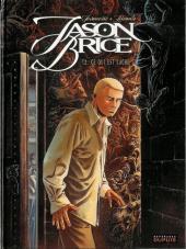 Ce qui est caché (Jason Brice, #2)  by  Alcante