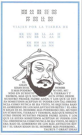 Viajes por la tierra de Kublai Khan  by  Marco Polo