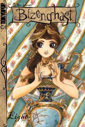 Bizenghast, Volume 8 (Bizenghast, #8)  by  M. Alice LeGrow
