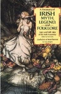 Treasury of Irish Myth, Legend & Folklore  by  W.B. Yeats
