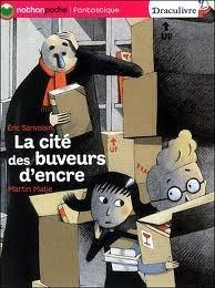 La Cité Des Buveurs Dencre Eric Sanvoisin