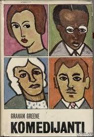 Komedijanti Graham Greene