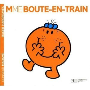 Madame Boute-En-Train  by  Roger Hargreaves