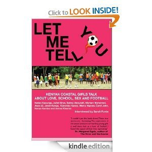 Let Me Tell You  by  Sarah Forde