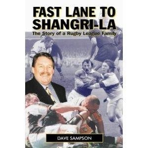 Fast Lane to Shangri-la Dave  Sampson