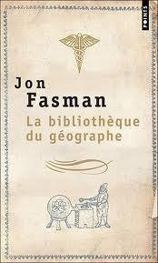 La Bibliothèque du Géographe Jon Fasman