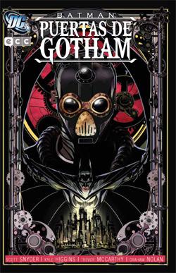 Batman: Puertas de Gotham  by  Scott Snyder